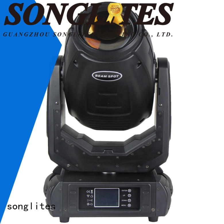 stage lighting 9r 350w light Songlites Brand