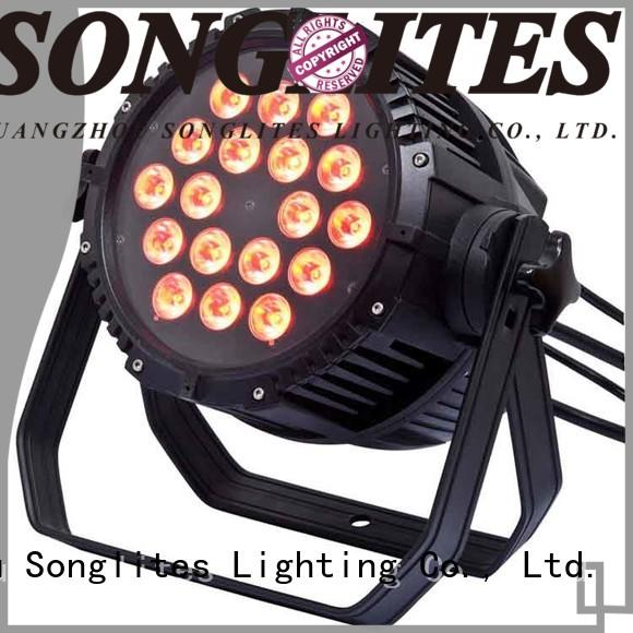 Songlites practical outdoor residential lighting fixtures energy saving for night club