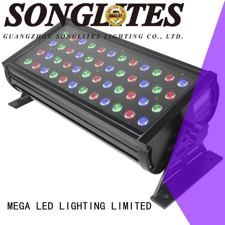 outdoor led decorative lights 72pcs ledssl2160 Songlites Brand