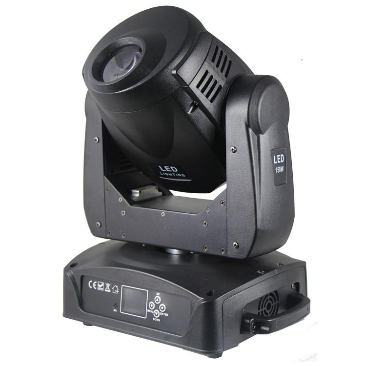 LED Moving Head 150W White Spot SL-1150