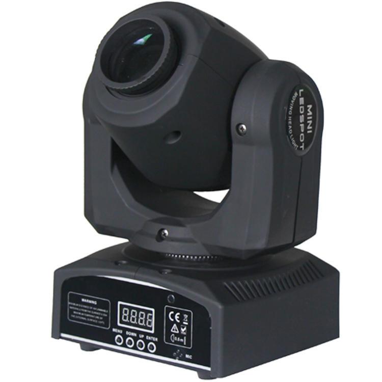 Mini Moving Head Light 12W CREE LED Spot SL-1025