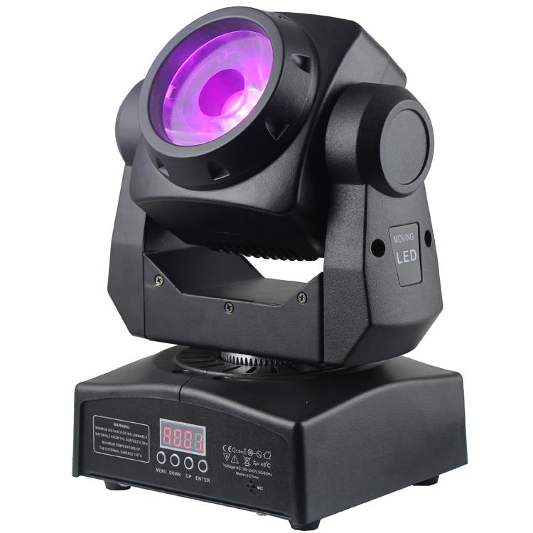Songlites 60W 4 In1 LED  Mini Beam Moving Head Light SL-1061 Beam LED Moving Head Light image49
