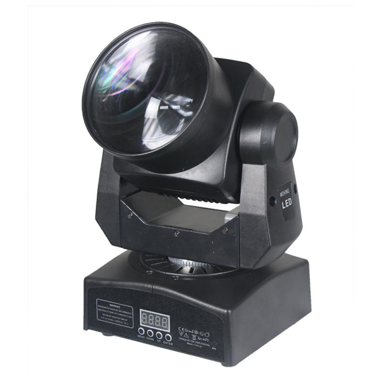 White Moving Head Light 60W Beam LED SL-1062