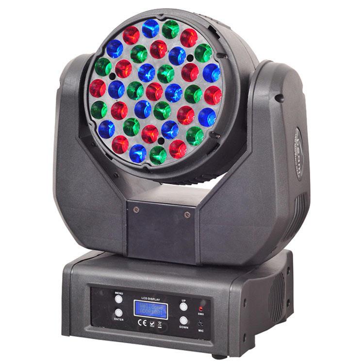 LED Moving Light 37PCS 3W CREE Beam LEDs SL-1011