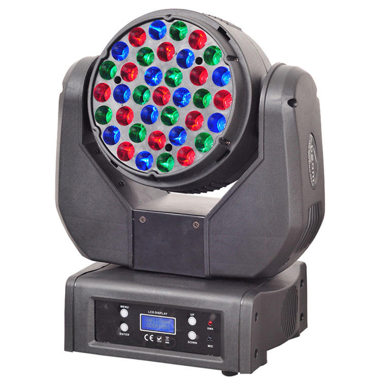 LED Moving Light 37PCS 3W CREE Beam LEDs SL-1011