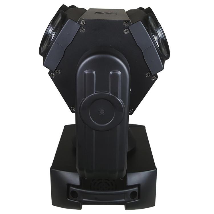 Beam Moving Head Light 9PCS 10W RGBW CREE SL-1209