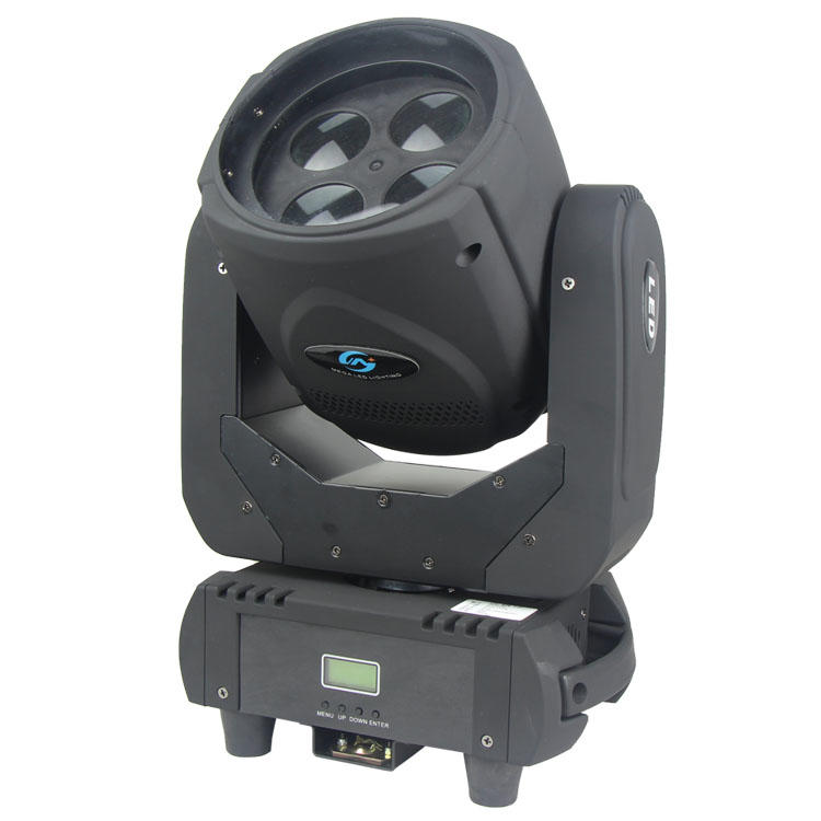 Beam Moving Head 4PCS 25W White LED Light SL-1034