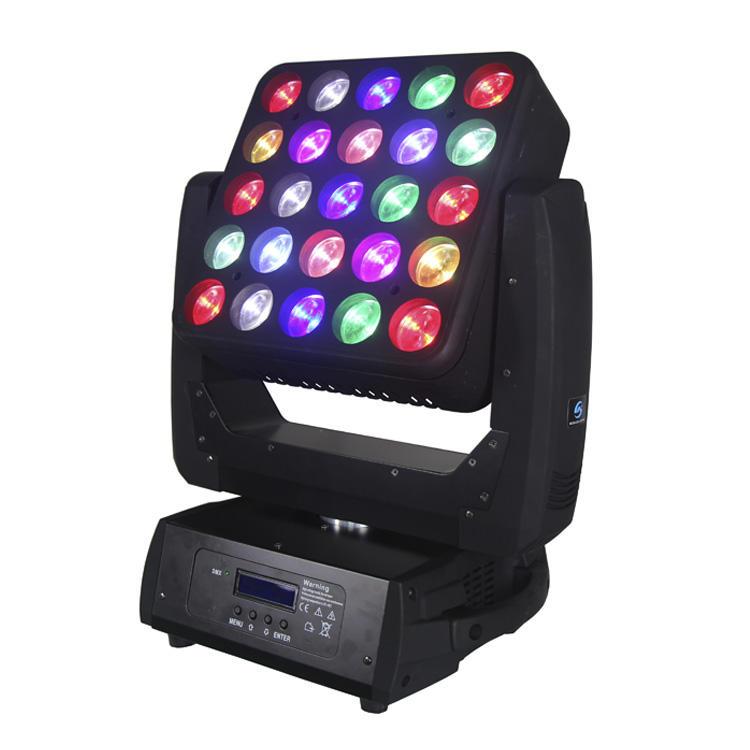 CREE Moving Head Light 25PCS 10W 4 In1 LED Wash SL-1027
