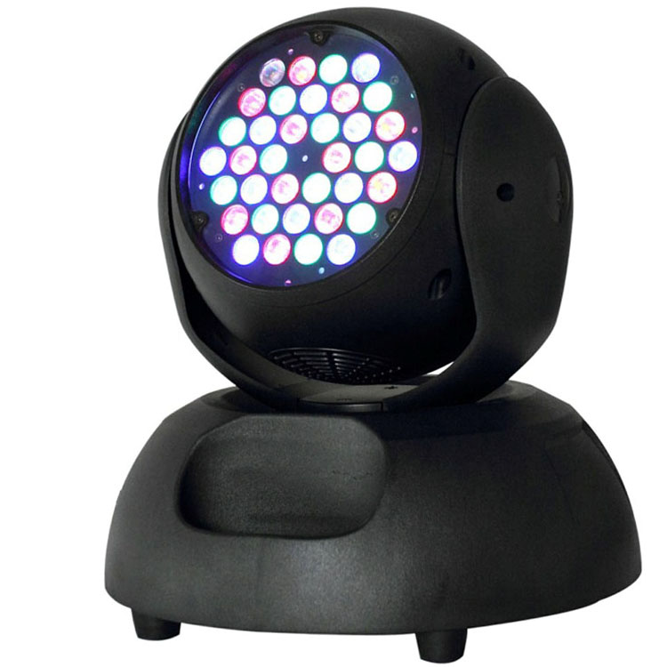 Songlites 148W RGB Wash Led Moving Head Light SL-1001 Wash Normal Moving Head Light image24