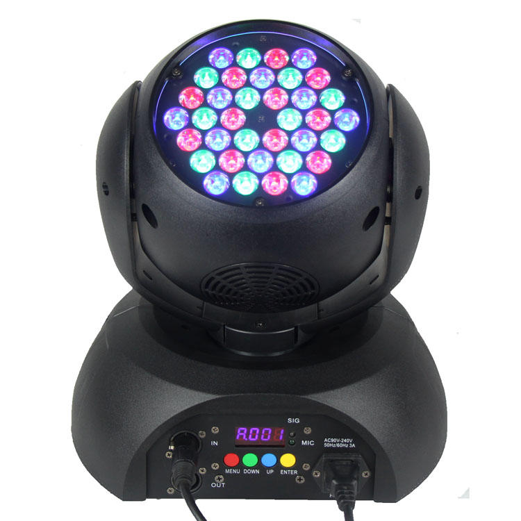148W Moving Head Light RGB Wash Led SL-1001