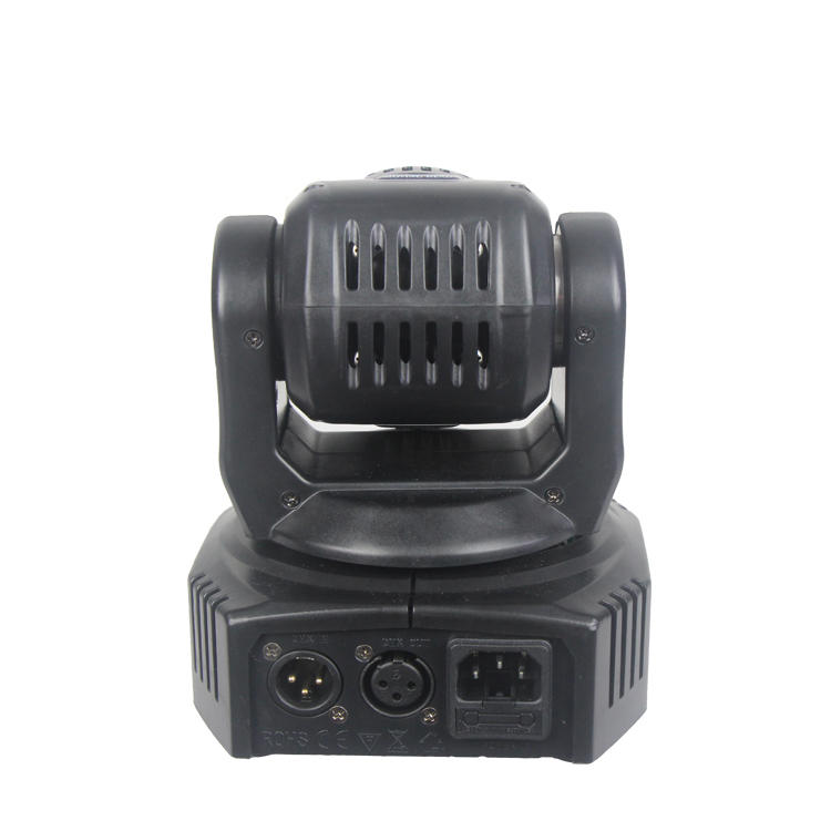 Wash Moving Head Light 4PCS 10W RGBW LED Mini SL-1044