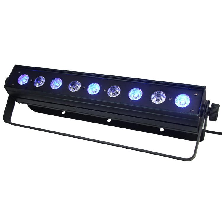 9PCS 3W 3 In1 LED Stage Matrix Light SL-3129