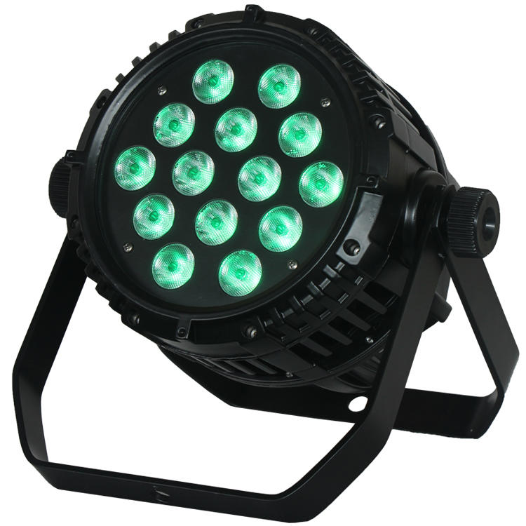 14PCS 10W RGBW LEDs Pan Can Light for Outdoor SL-2018