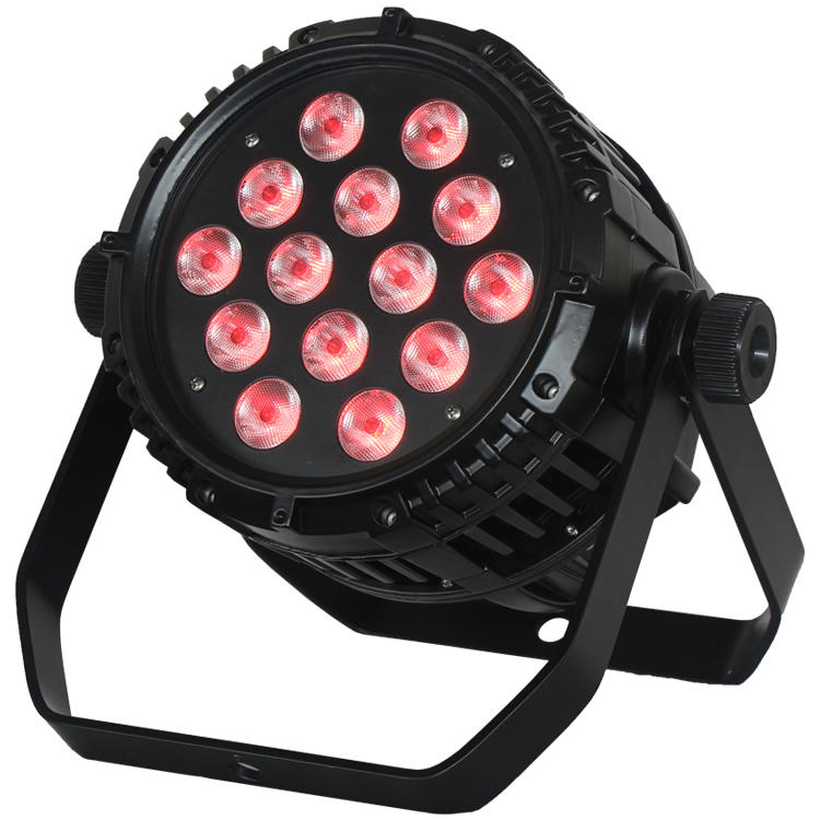 36PCS 3W RGB LEDs Pan Can Light for Outdoor SL-2018A