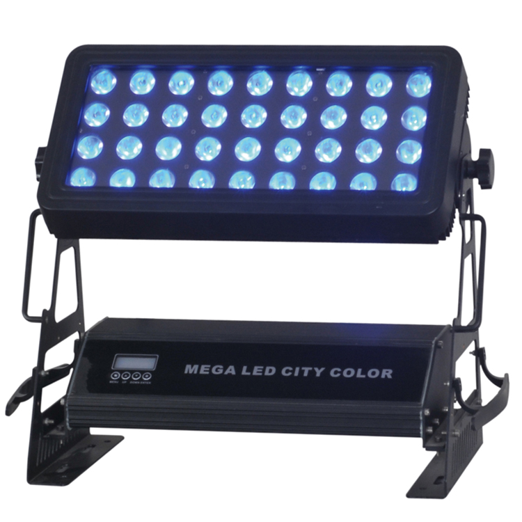 Songlites IP65 36PCS 10W 4 IN1 LEDs Wall Washer Light SL-2021 Outdoor Wall Washer image27