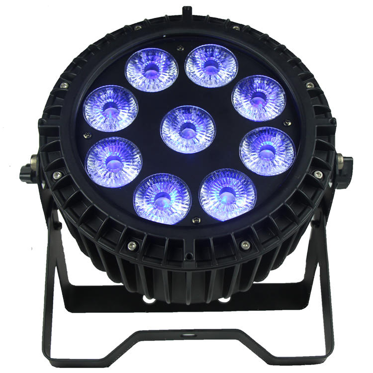 9PCS 15W 5 In1 LED Outdoor Pan Can Light SL-2026A