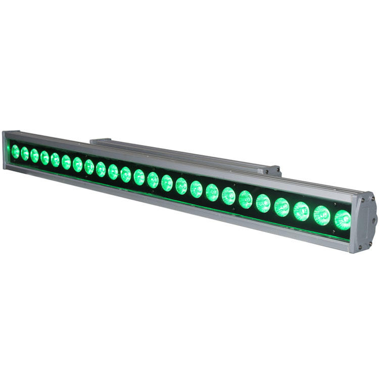 18PCS 12W 5In1 LEDs Outdoor Wall Washer Bar Light SL-2410-5in1