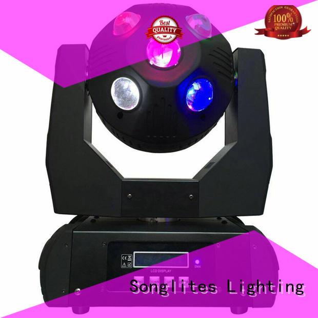 light 19pcs Songlites mr beams led lights