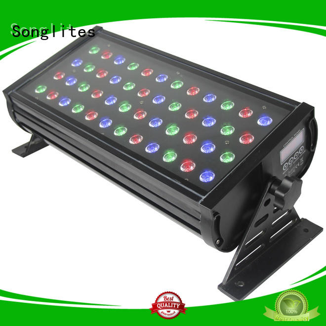 Songlites Brand washer outdoor 1w linear wall washer lighting led