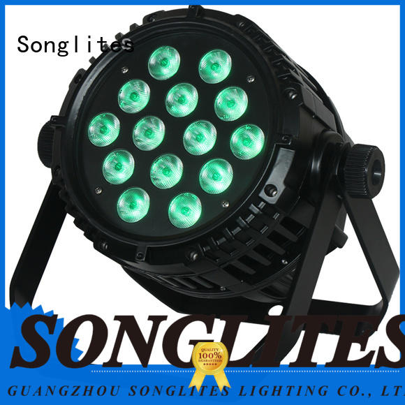 Songlites Brand par cheap outdoor led lights 18pcs factory