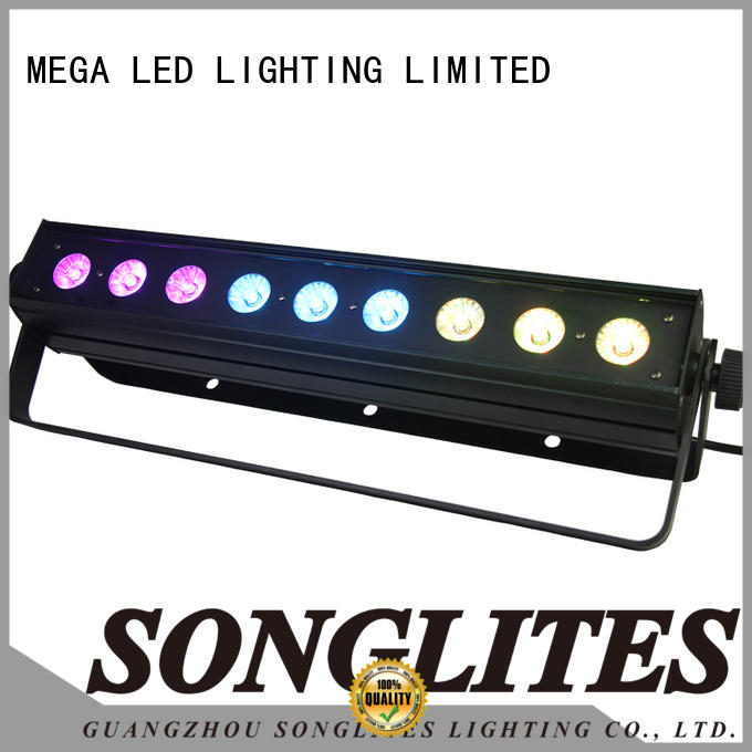Songlites led wall washer ip65 for interiors for shopping centers