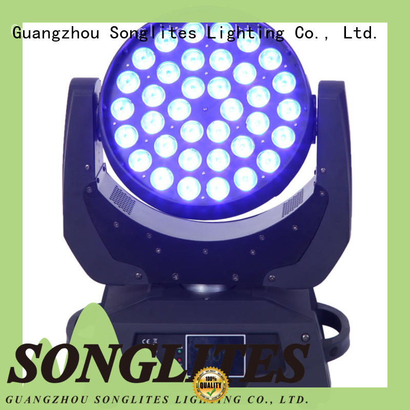 mini led moving head lights 3w for photography for disco (Disco )