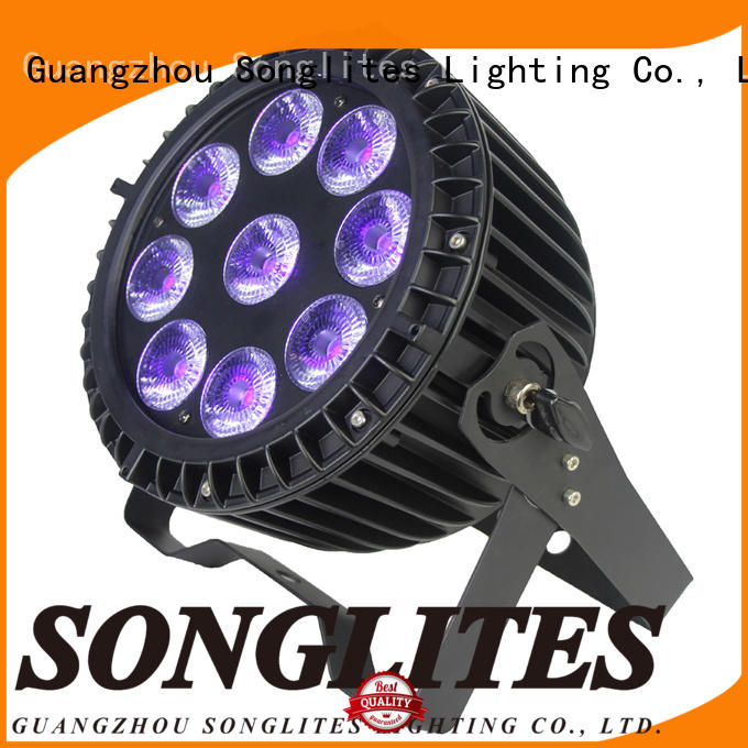 adjustable cheap outdoor led lights 36pcs wholesale for theme park