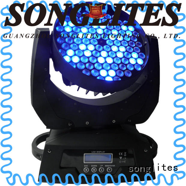 mini moving head led stage lights 15w effect light for KTV