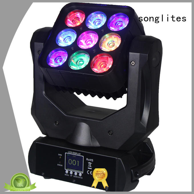 movable stage lights light inno head stage disco lights manufacture