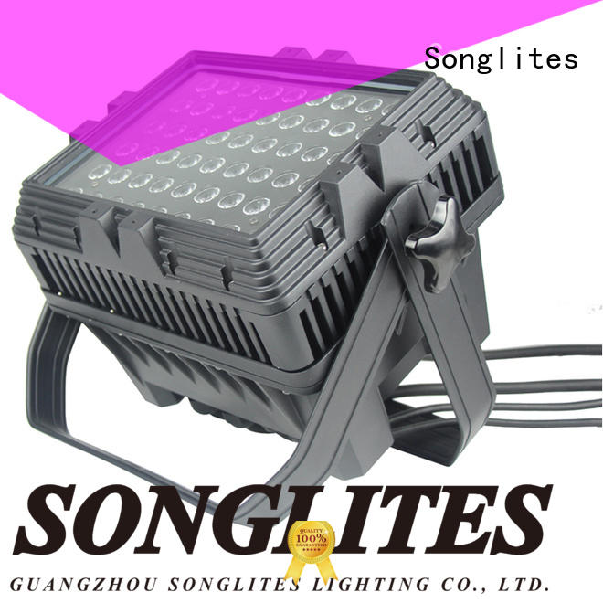 Songlites 10w 1w 72pcs outdoor led decorative lights 1218pcs