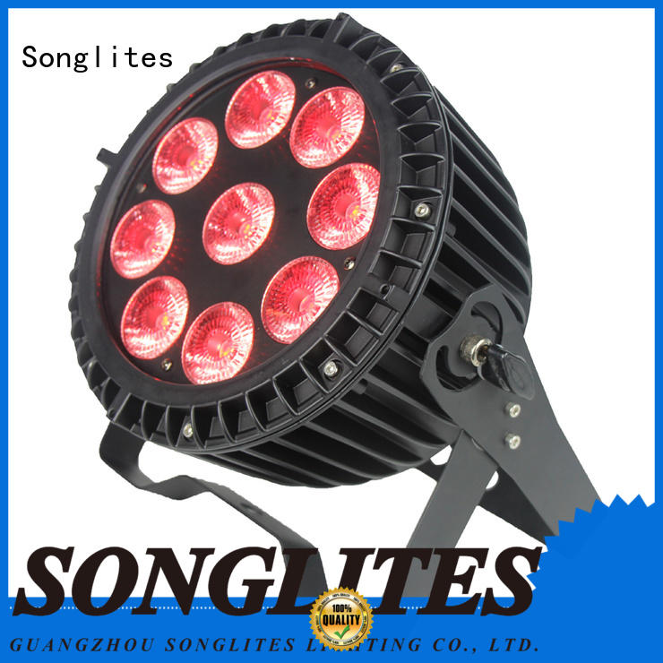 Songlites remote control outdoor front door light fixtures no flicker for night club