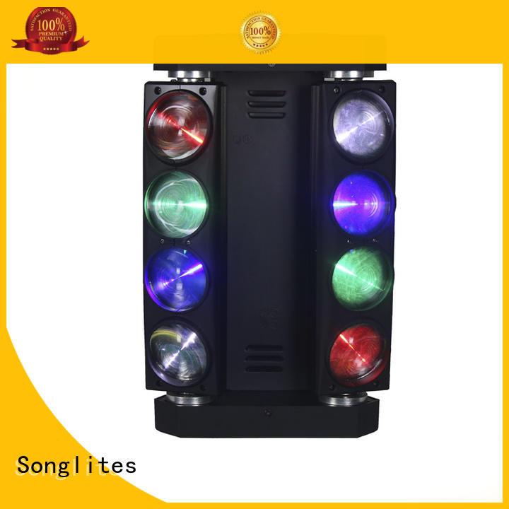 12w 4pcs lumen mr beams led lights Songlites manufacture