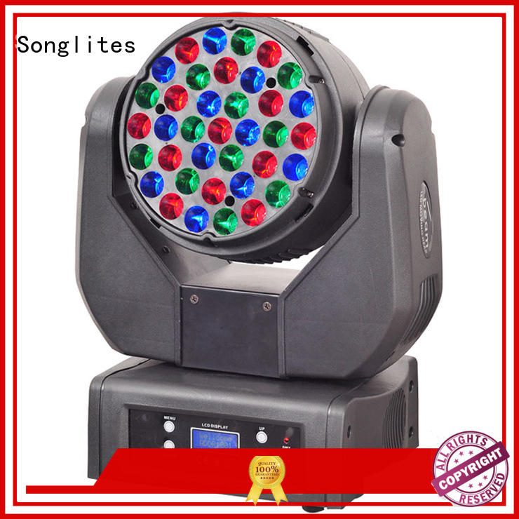 Quality Songlites Brand mini led moving head moving