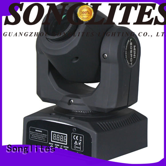 professional head moving light mini directly price for wedding