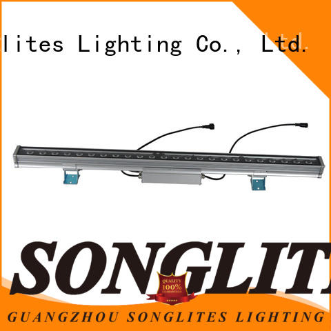 Songlites perfect rgb wall washer manufacturer for theaters
