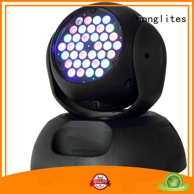 stage lighting design mini in1 12w Songlites Brand moving stage lights