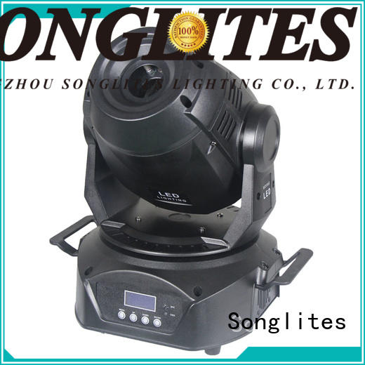moving best led spotlight led for night club Songlites