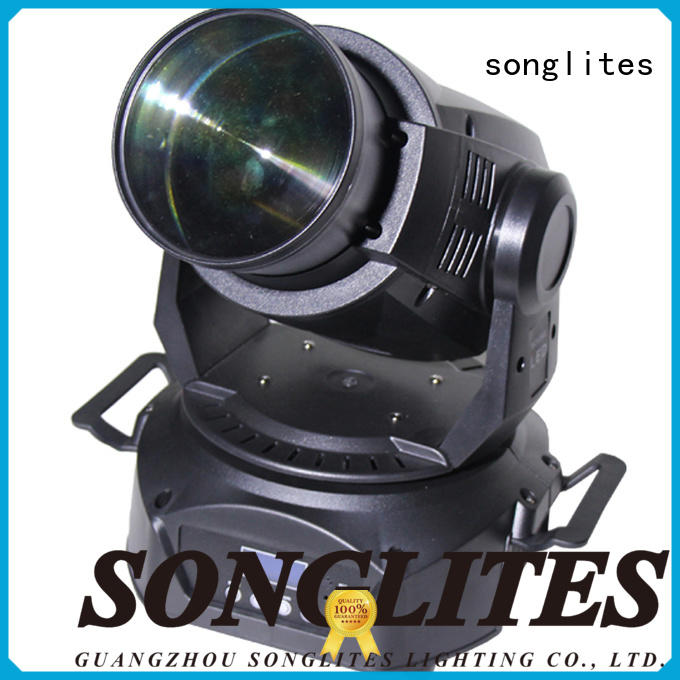 Songlites 12w beam 200 moving head light price wholesale for bands