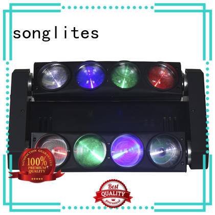 Songlites Professional stage lighting fixtures disco light for bands