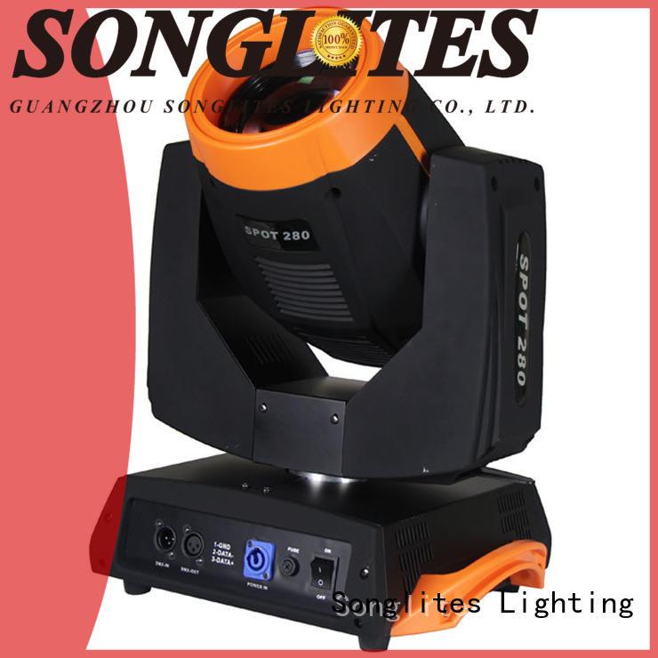 Songlites Brand moving jenbo car headlight globes mhd light