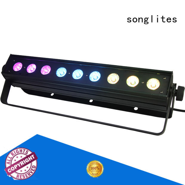 leds 10w in1 linear wall washer Songlites