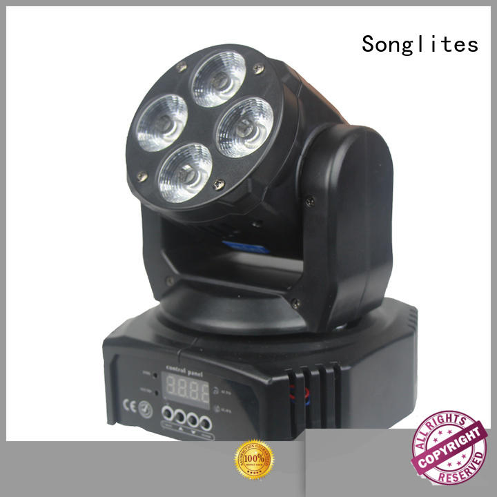 mini moving light light for stage Songlites