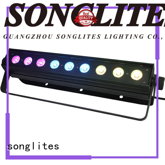 colorful indoor light bar supplier for theaters
