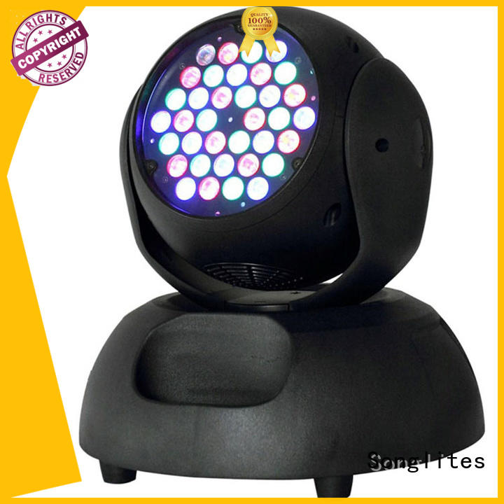 Songlites Brand cree stage lighting design leds supplier