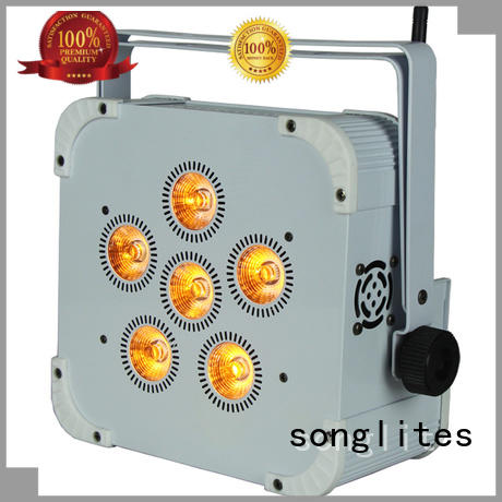 Quality Songlites Brand in16 can indoor party lights