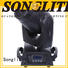 150w led moving head spot white for KTV Songlites
