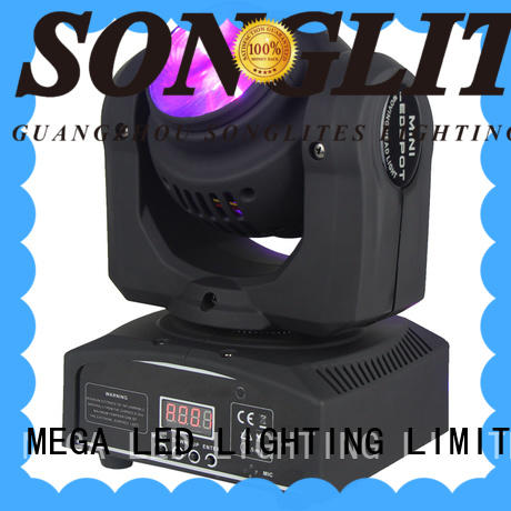 3w rgbw led moving head 15w for parties Songlites