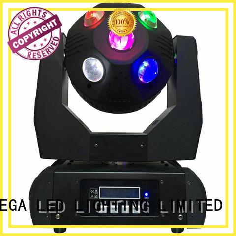 Songlites Brand sl1031a 10pcs head custom mr beams led lights