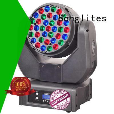 Songlites waterproof moving head dj lights onlion for bars