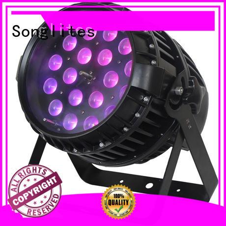 Songlites practical led par light circuit par for night club